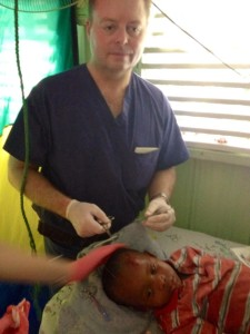 Emergency surgery in a poor batay on an operativo medico for The Gospel and the poor.
